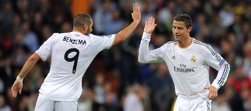 Benzema și Ronaldo scriu istorie la Real Madrid! Scor incredibil inregistrat in UCL! VIDEO
