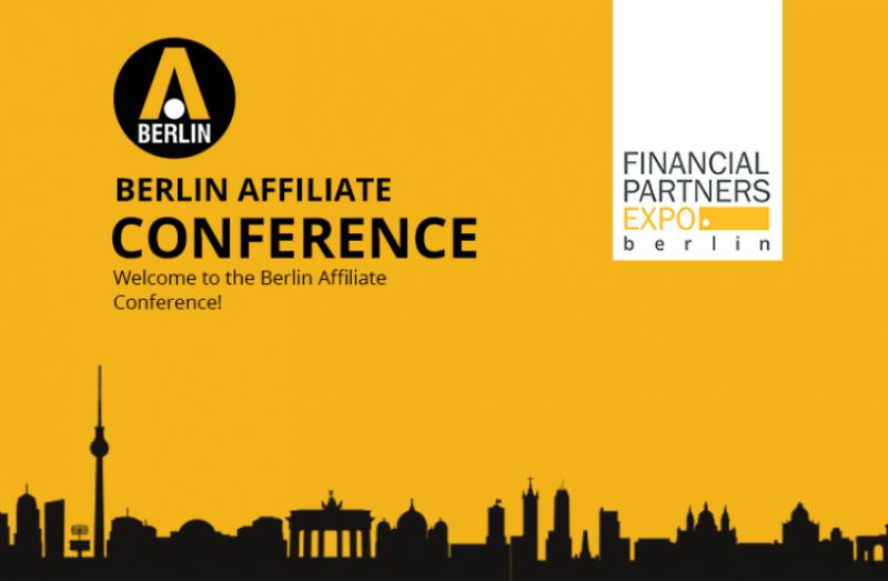 Berlin Affiliate Conference, la început de noiembrie