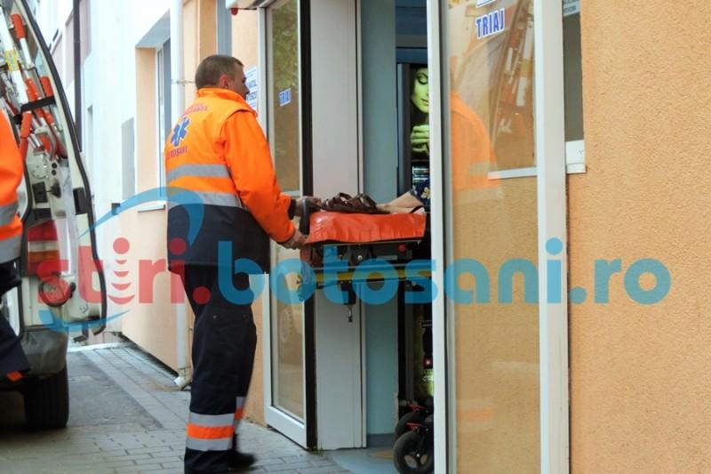 Beţivii dau de furcă cadrelor medicale de la Spitalul Judeţean Mavromati!