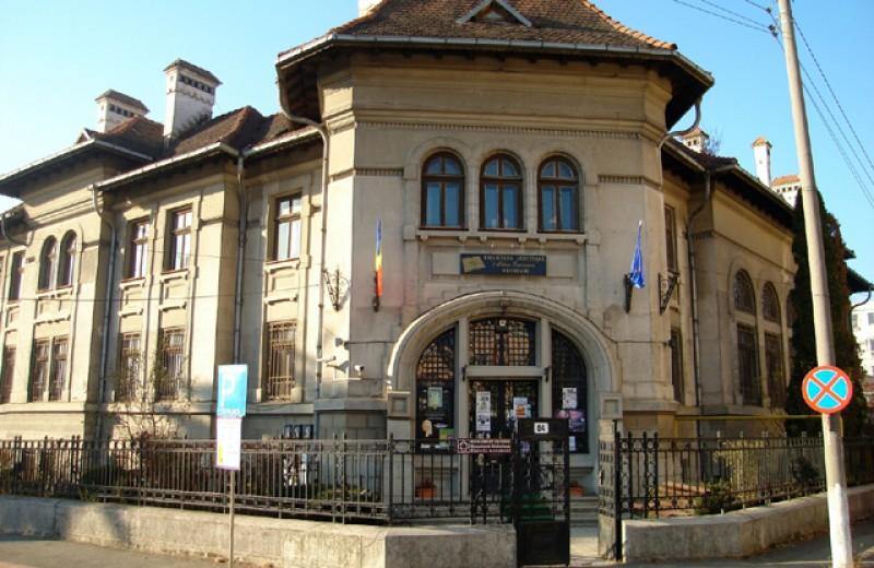 """Biblioteca județeană """"Mihai Eminescu"""" își reia activitatea începând cu luna iunie"""