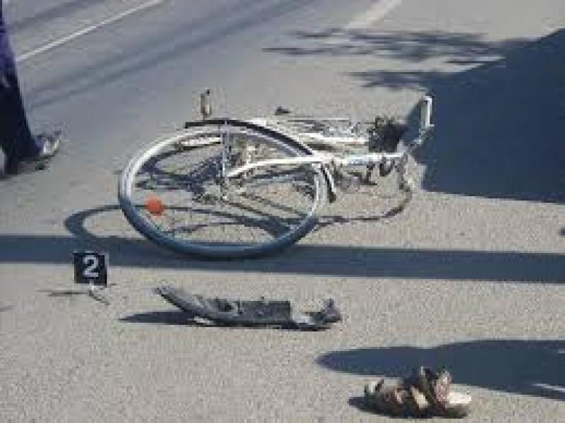 Biciclist din Botoşani accidentat la Suceava, pe trecerea de pietoni!