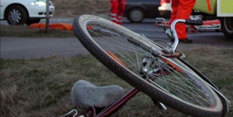 Biciclist din Tudora, ucis în urma unor manevre cu ghinion