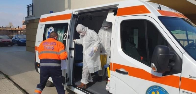Bilanțul deceselor în rândul românilor infectați cu COVID a ajuns la 945