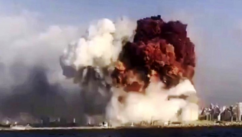 Bilanțul exploziei din Beirut a depășit 100 de morți și 4.000 de răniți - VIDEO