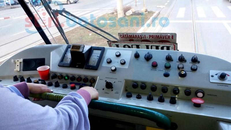 Bilete mai scumpe la transportul în comun în municipiul Botoşani