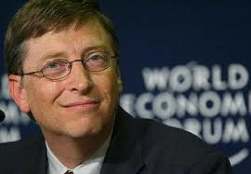 Bill Gates: Inregistrati fiecare nastere pe telefonul mobil pentru a asigura vaccinarea, controlul cresterii populatiei!