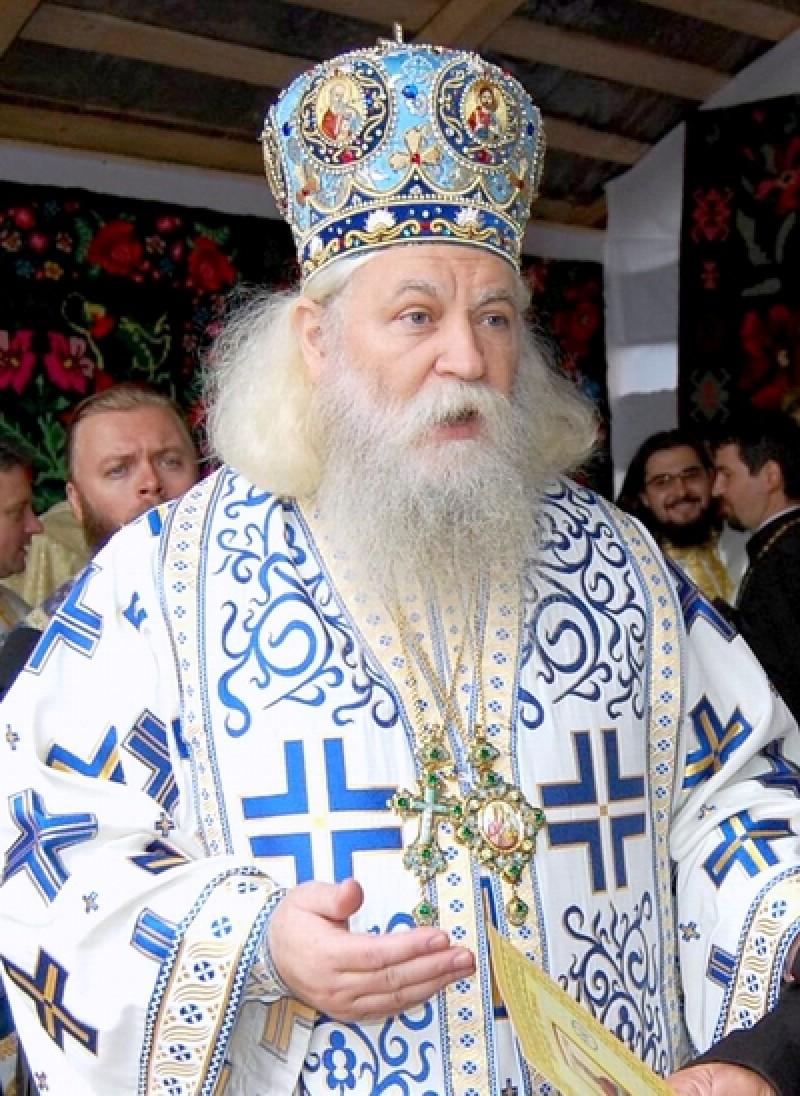Binecuvântarea lucrărilor bisericii din parohia Văculeşti, Protopopiatul Dorohoi