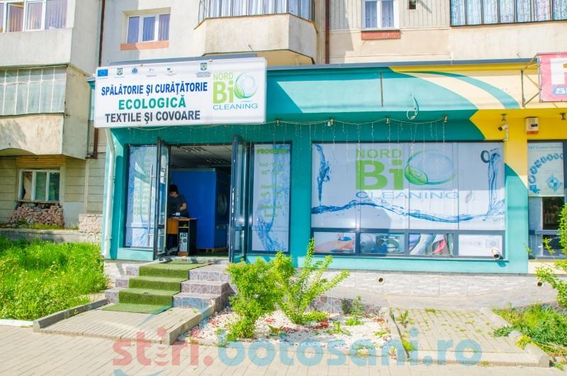 Bio Cleaning Nord – spălătoria ecologică din Botoșani