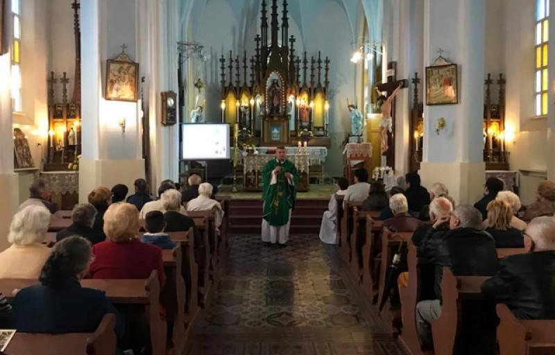 Biserica Catolică de la Botoșani, cu ușile închise în noaptea de Înviere: credincioșii vor urmări celebrările prin intermediul internetului