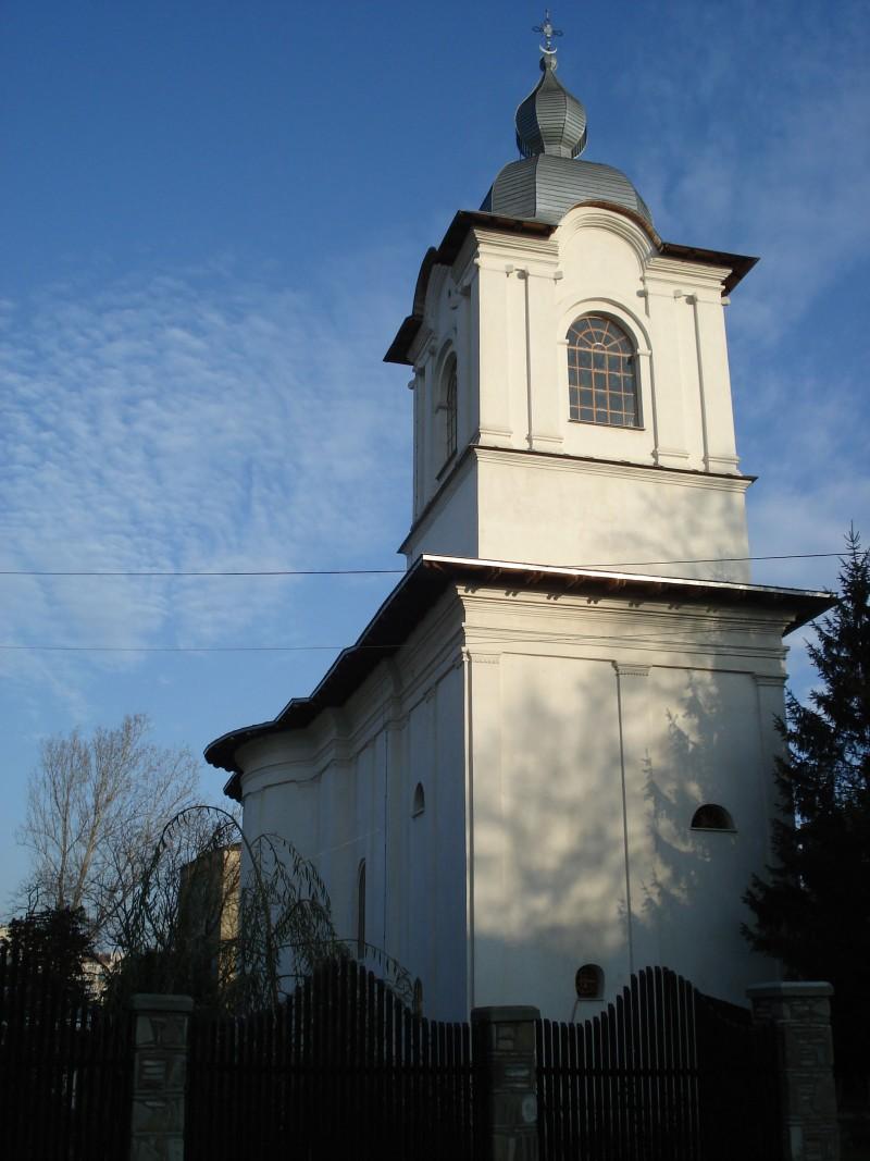 """Biserica """"Sf. Mucenic Dimitrie"""" din Botosani, resfintita pe 27 mai"""