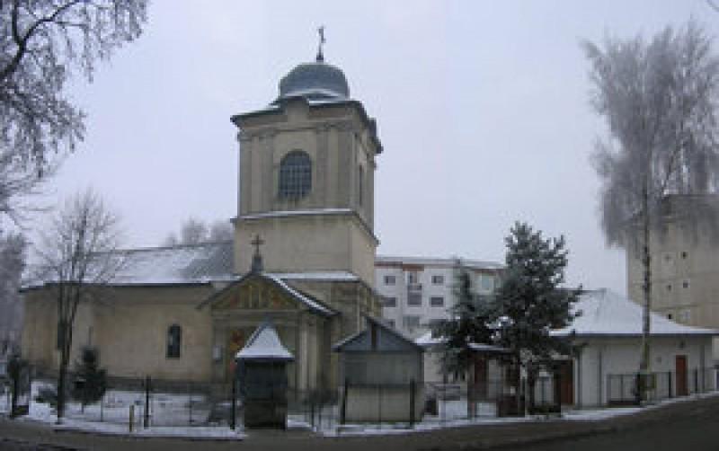 "Biserica ""Sfintii Trei Ierarhi"" din Botosani isi sarbatoreste ocrotitorii"