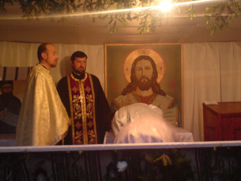 Biserica Vovidenia isi sarbatoreste cel de-al doilea hram!