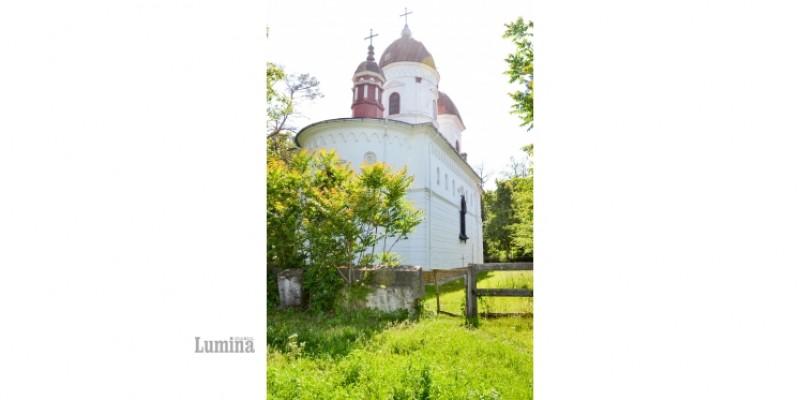 Bisericile boierului Anastasie Bașotă