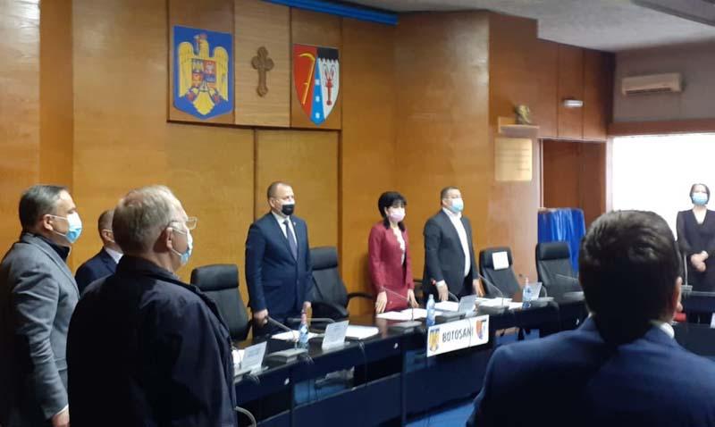 Blocaj la Consiliul Județean Botoșani. Pentru prima dată în politica locală a ultimilor ani, bugetul județului a picat
