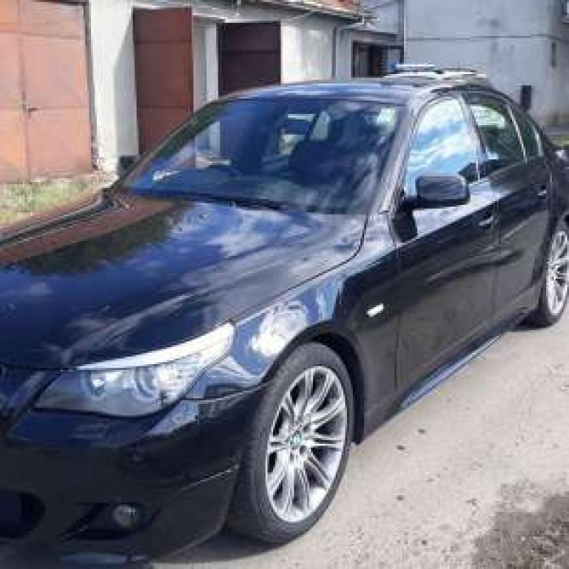 Tânăr din Botoşani acuzat de tăinuire la furt, după ce a încercat să intre în ţară la volanul unui BMW! FOTO