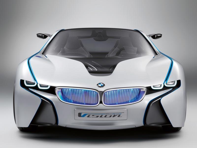 BMW Vision Efficient Dynamics a rupt la Frankfurt! VEZI super prezentare!