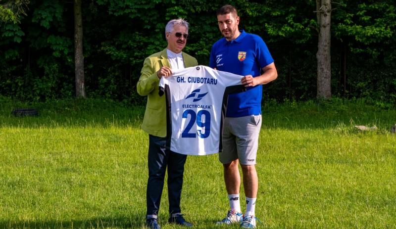 Bogdan Șoldănescu revine la CSM Botoșani!