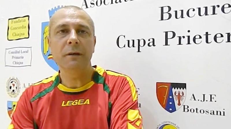 """BOGDAN ZANFIRESCU, omul care vrea să schimbe fața fotbalului județean: """"Problemele pot fi rezolvate""""! Vezi ce a realizat pana acum si ce planuri are ca presedinte AJF Botosani!"""