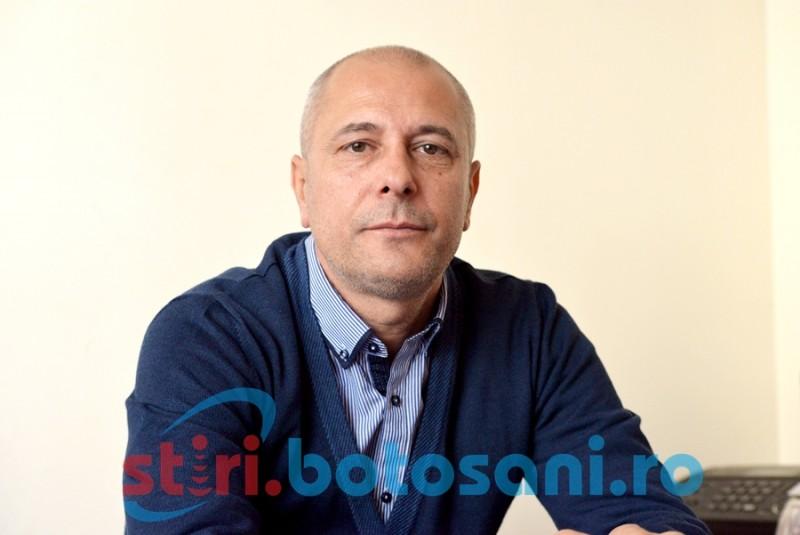 """BOGDAN ZANFIRESCU, un an in conducerea fotbalului judetean din Botosani: """"Nu eu am inventat acest regulament. Eu vreau doar sa-l respect!"""""""