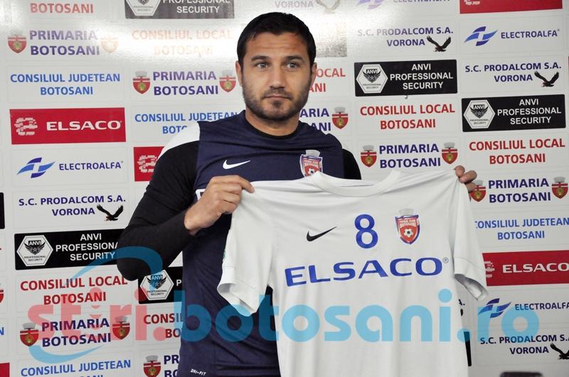 "BOMBA la FC Botosani! Marius Croitoru vrea sa plece de la echipa: ""Botosaniul trebuie sa-i multumeasca"""