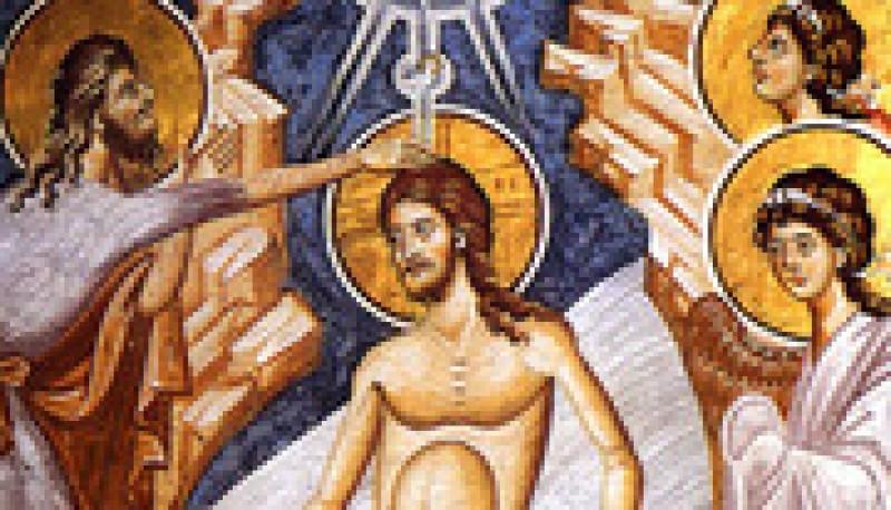 Botezul Domnului - Boboteaza VIDEO