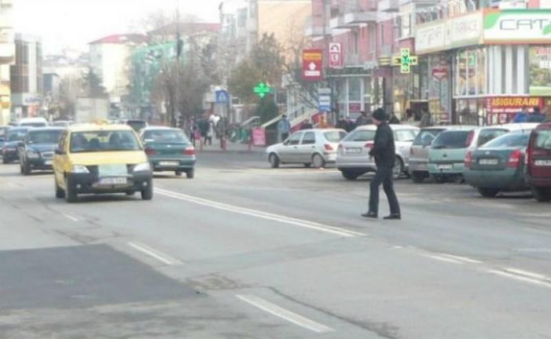Botoșănean amendat de polițiștii ieșeni