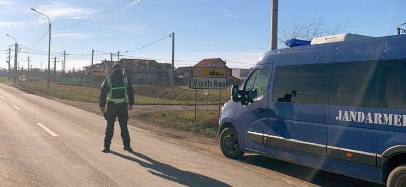 Botoșănean căutat în toată țara, capturat lângă Timișoara