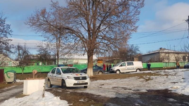 Botoșănean cercetat, după ce a lovit un fermier din Suceava
