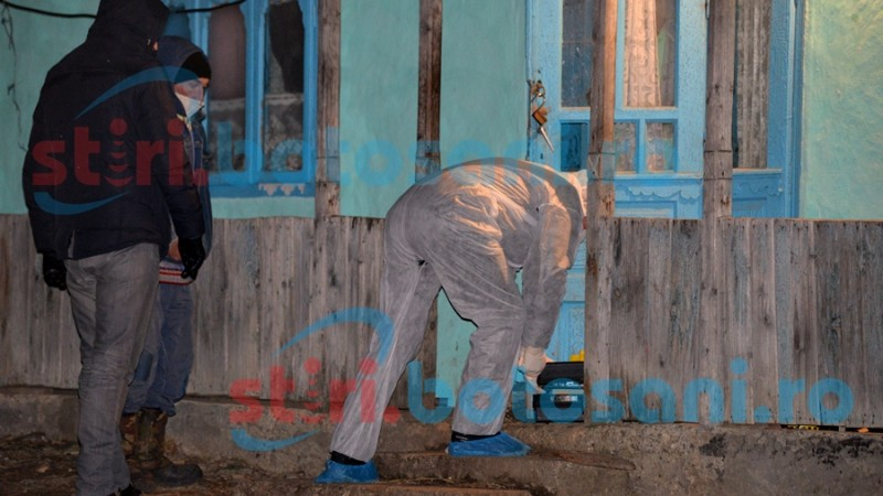 Botoşănean condamnat la 20 de ani de puşcărie pentru că şi-a decapitat prietenul!