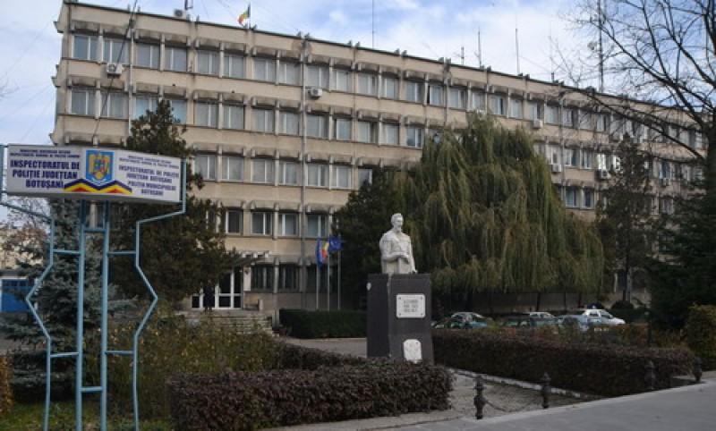 Botoșănean condamnat la închisoare, dat în urmărire de Inspectoratul General de Poliție