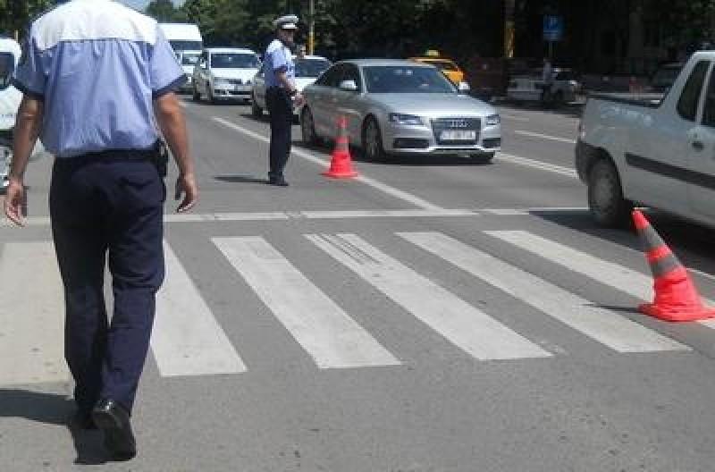 Botoşănean cu dosar penal, după ce a accidentat o femeie pe trecerea de pietoni
