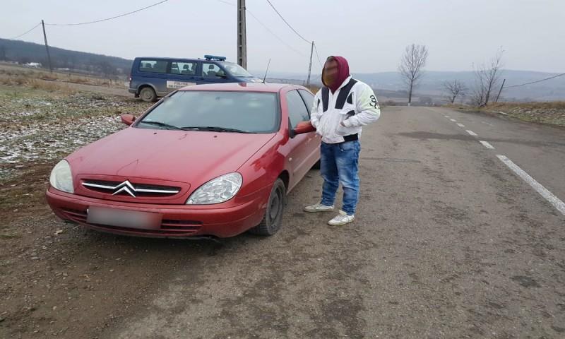 Botoșănean depistat la volan fără permis: Ca să scape, s-a prezentat drept altă persoană!