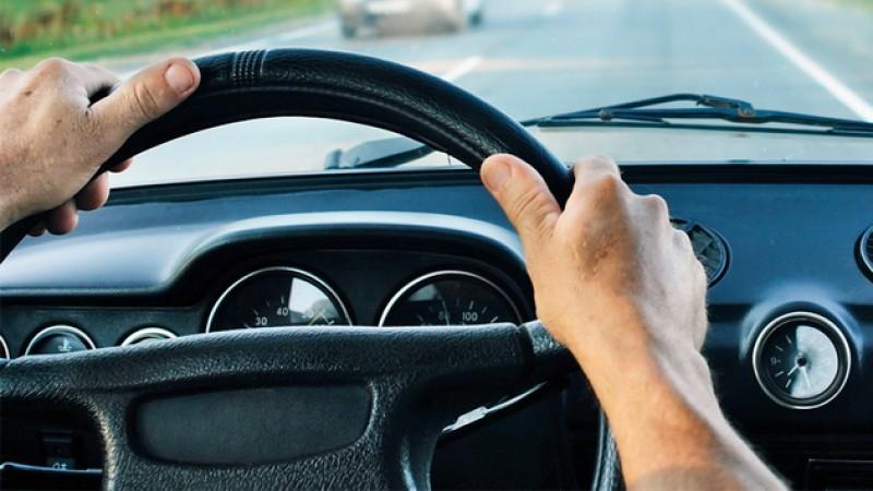 Botoșănean lăsat fără permis: Circula cu 103 km/h, pe un sector de drum limitat la 50!