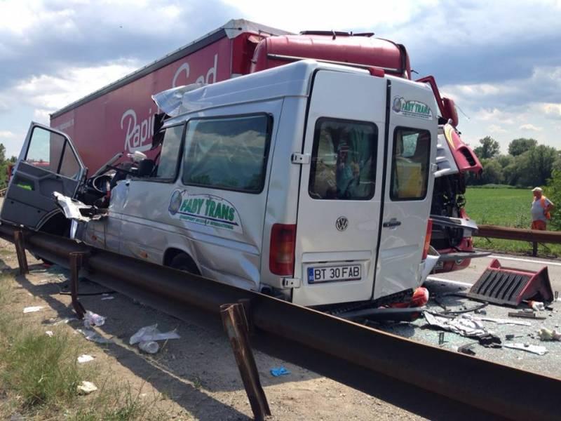 Botoşănean mort în urma cumplitului accident din Mureş!
