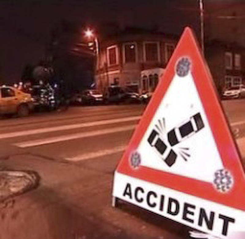 Botosanean ranit grav intr-un accident petrecut in Campulung Moldovenesc!