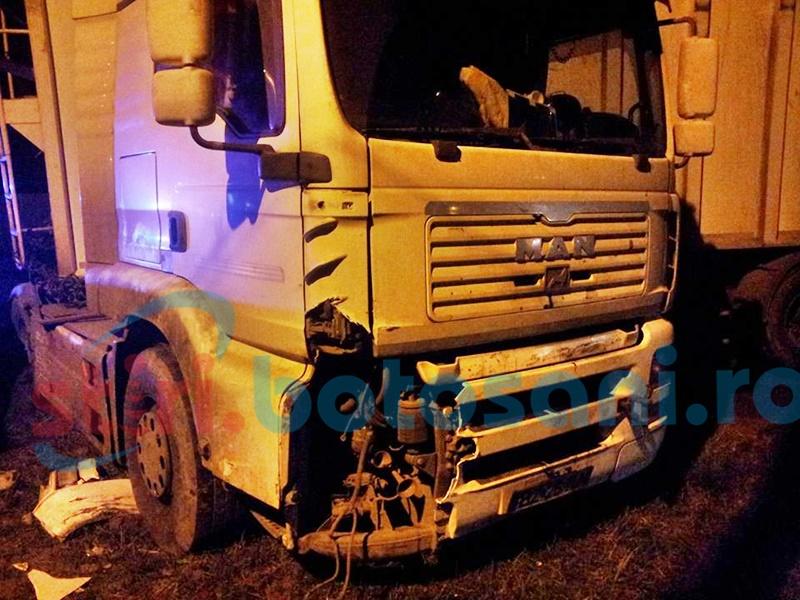 Botoşănean rănit într-un accident produs de un alt botoşănean, la Dumbrăveni!