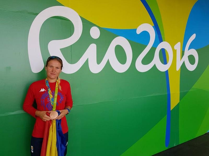 """Botoșăneanca Adelina Boguș, medaliată cu bronz la Rio: """"Sărbătorile înseamnă «acasă»!"""""""
