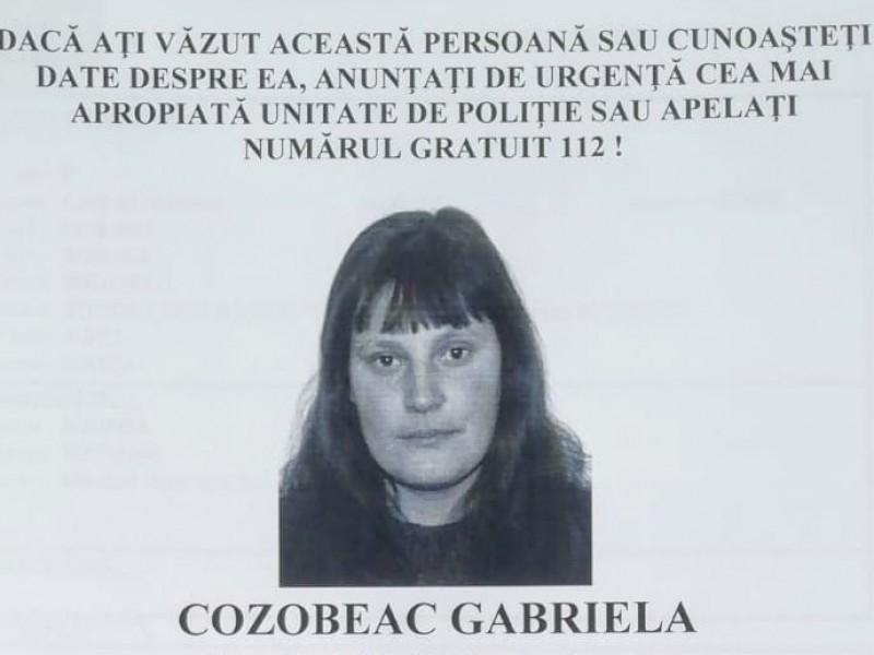 Botoșăneancă declarată dispărută, după 15 ani de când a plecat în Italia și a rupt legătura cu apropiații