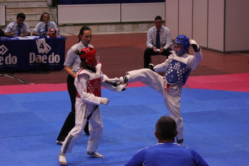 Botosaneanca in lotul national la Campionatul European de Cadeti - Taekwondo! FOTO