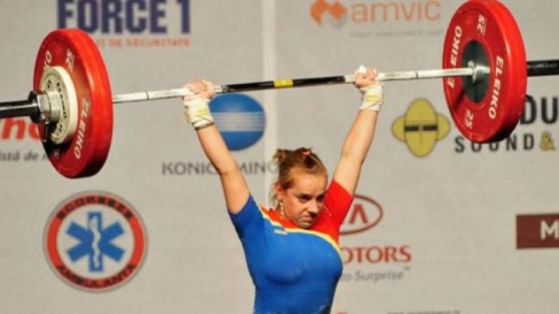 Botoșăneanca Loredana Toma a câștigat trei medalii de aur la CE Haltere din Georgia!