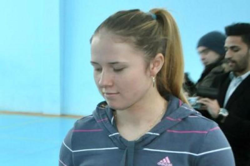 Botoşăneanca Mădălina Bianca Molie a cucerit trei medalii la Mondialele de juniori de la Kazan