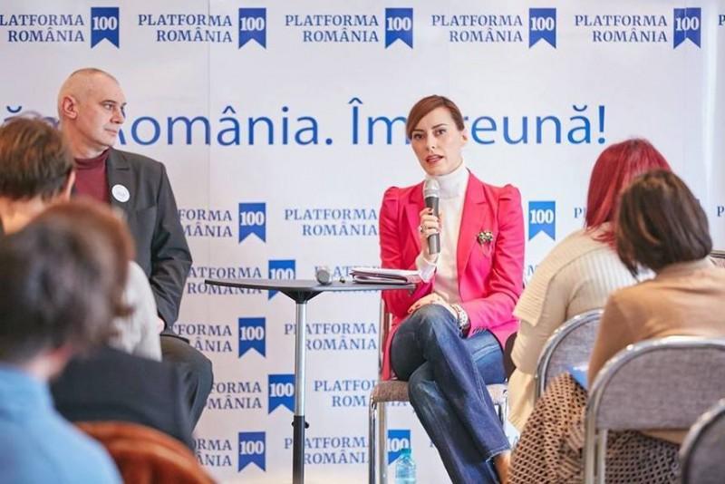 Botoșăneanca Mirabela Amarandei, unul dintre coordonatorii PLUS pe zona Moldovei, şi-a dat demisia din partid