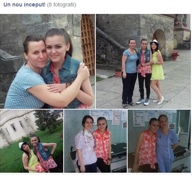"""Botosaneanca Monica Neamtu a fost externată, dupa 4 operatii si 3 luni de spitalizare: """"Un nou inceput"""""""