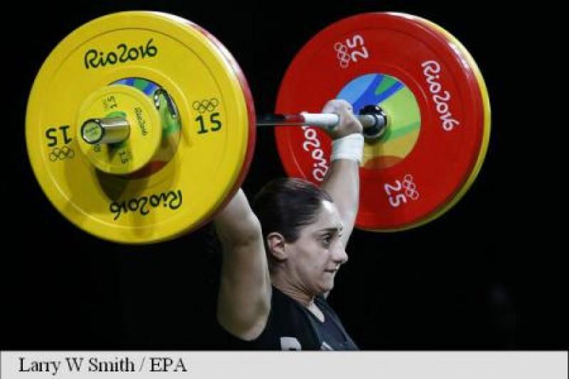 Botoșăneanca Sorina Hulpan s-a retras în timpul Jocurilor Olimpice de la Rio