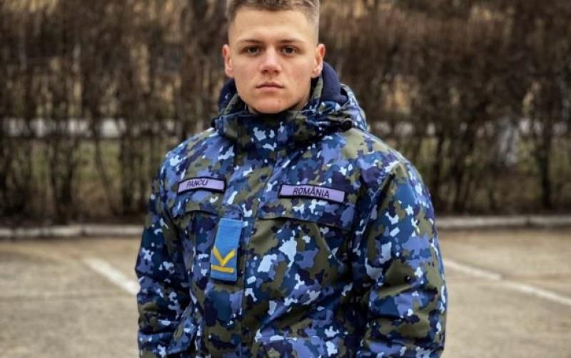 """Botoșăneanul ajuns elev fruntaş într-o structură militară de elită. """"Nu am mers pe premisa «aici se câştigă bine»"""""""