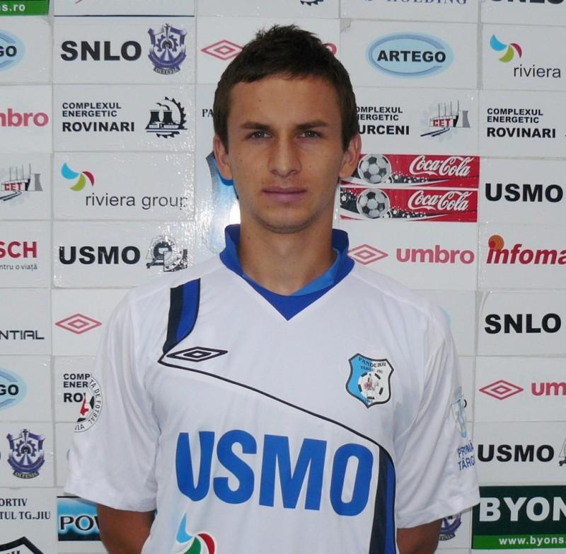 """Botosaneanul Alex Ciucur (Pandurii): """"Va fi un meci foarte greu. Botosani e in fata noastra"""""""