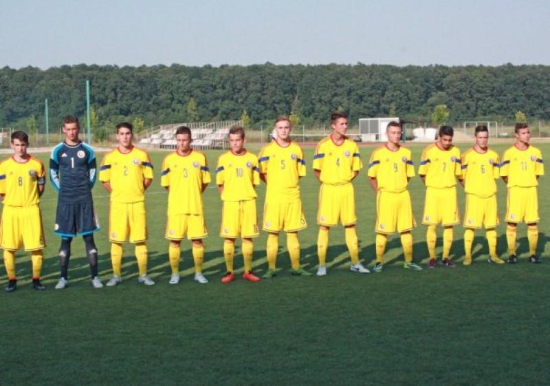 Botosaneanul Andrei Burlacu, convocat la nationala pentru doua meciuri amicale in Serbia