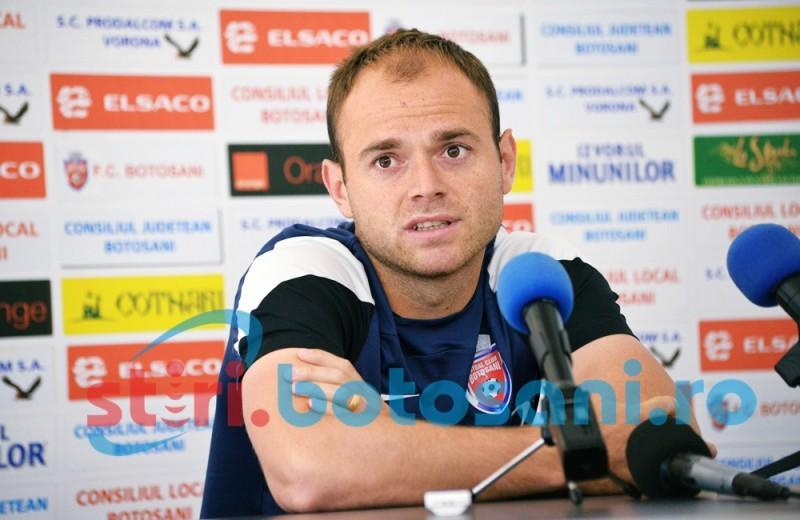"Botosaneanul Andrei Patache, deranjat de acuzatiile de blat din acest final de sezon: ""Cum sa ne dam la o parte?"""