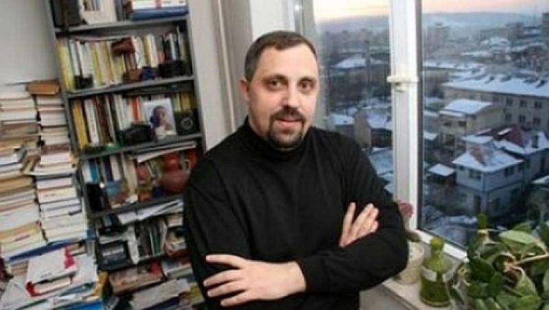 Botosaneanul Dan Lungu, numit in functia de director al Muzeului Literaturii Romane din Iasi