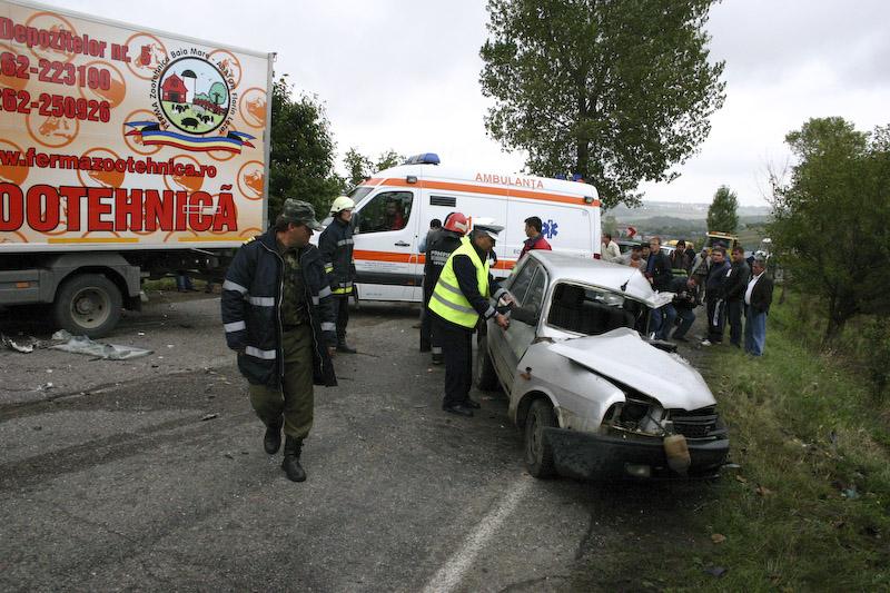 Botosaneanul decedat in accidentul produs la Hudum a suferit un infarct - completare